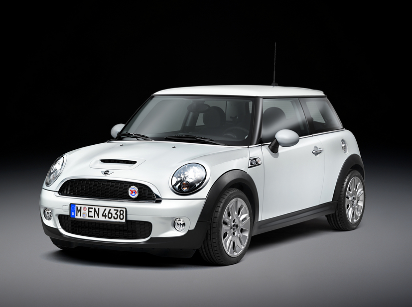 mini bmw mini cooper s automatic 50 camden 2 fotos. Black Bedroom Furniture Sets. Home Design Ideas