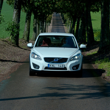 Volvo C30 D4 Momentum Geartronic