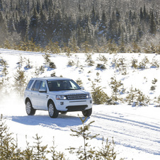 Land Rover Freelander 2 SE Tech SD4