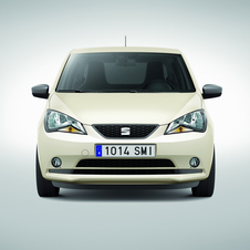 The first result of this partnership is the seat Mii by Mango