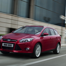 Ford Focus Estate 2.0 TDCi Titanium Powershift