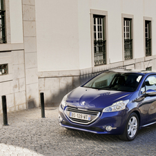 Peugeot 208 1.4 eHDi Access 2-tronic