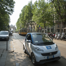 Car2Go has proven quite popular around Europe