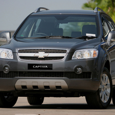 Chevrolet Captiva 2.4 Automatic
