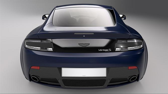 The Vantage Red Bull Racing Edition will be available with V8 and V12 engine