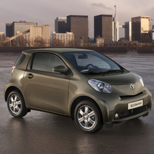 Its amazing that it has taken this long for Toyota to build a hybrid iQ