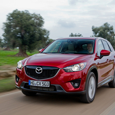 Mazda gives credit to the CX-5 and Mazda 6 for its improving sales