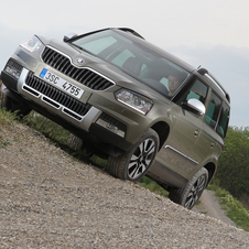 Skoda Yeti Outdoor 2.0 TDI CR Ambition