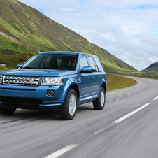 O Freelander 2 vai utilizar mais equipamento do Evoque
