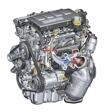 The 1.4 Turbo produces 120hp with start/stop tech
