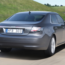 Saab 9-5 2.0 TiD 160 Linear S AT