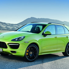 The Cayenne is Porsche's strongest selling model