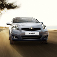 Toyota Yaris 1.4 D-4D High Pack (10)
