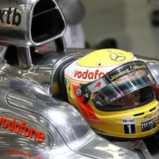 Hamilton will drive the 2012 and 2013 car back-to-back to experience what is new