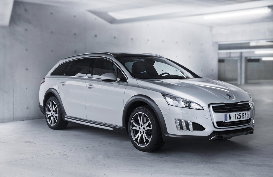peugeot 508 rxh 2 0 hdi limited edition hybrid4 3 fotos. Black Bedroom Furniture Sets. Home Design Ideas