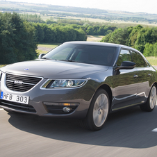 Saab 9-5 2.0 TiD 160 Linear Sport AT
