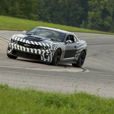 Camaro ZL1 gets 580 bhp and downforce
