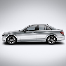 Mercedes-Benz C 220 CDI BlueEFFICIENCY Saloon AT