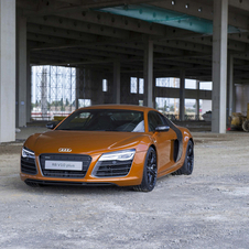 The new factory will handle all parts of assembly for the R8