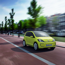Volkswagen up! Blue-e-motion