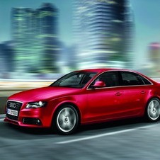 Audi A4 2.0 TFSI Attraction quattro