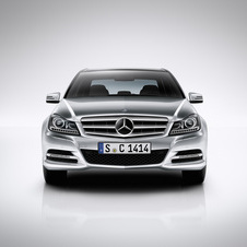 Mercedes-Benz C 250 CDI 4MATIC BlueEFFICIENCY Saloon