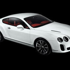 Bentley Continental GT (modern) Coupé