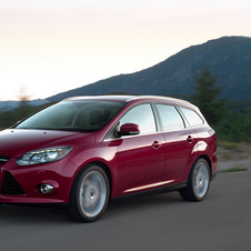 Ford Focus SW 1.0i EcoBoost Edition