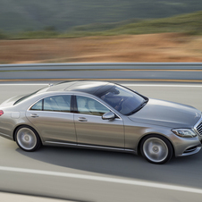 Mercedes already has two hybrid versions of the new S-Class
