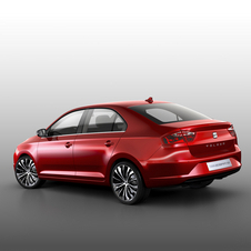 Seat Toledo Concept Bound for Switzerland