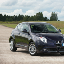 The Mito has an 875cc turbocharged engine with 85hp