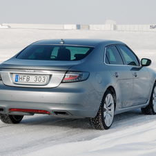 Saab 9-5 2.0 TiD 160 Vector AT