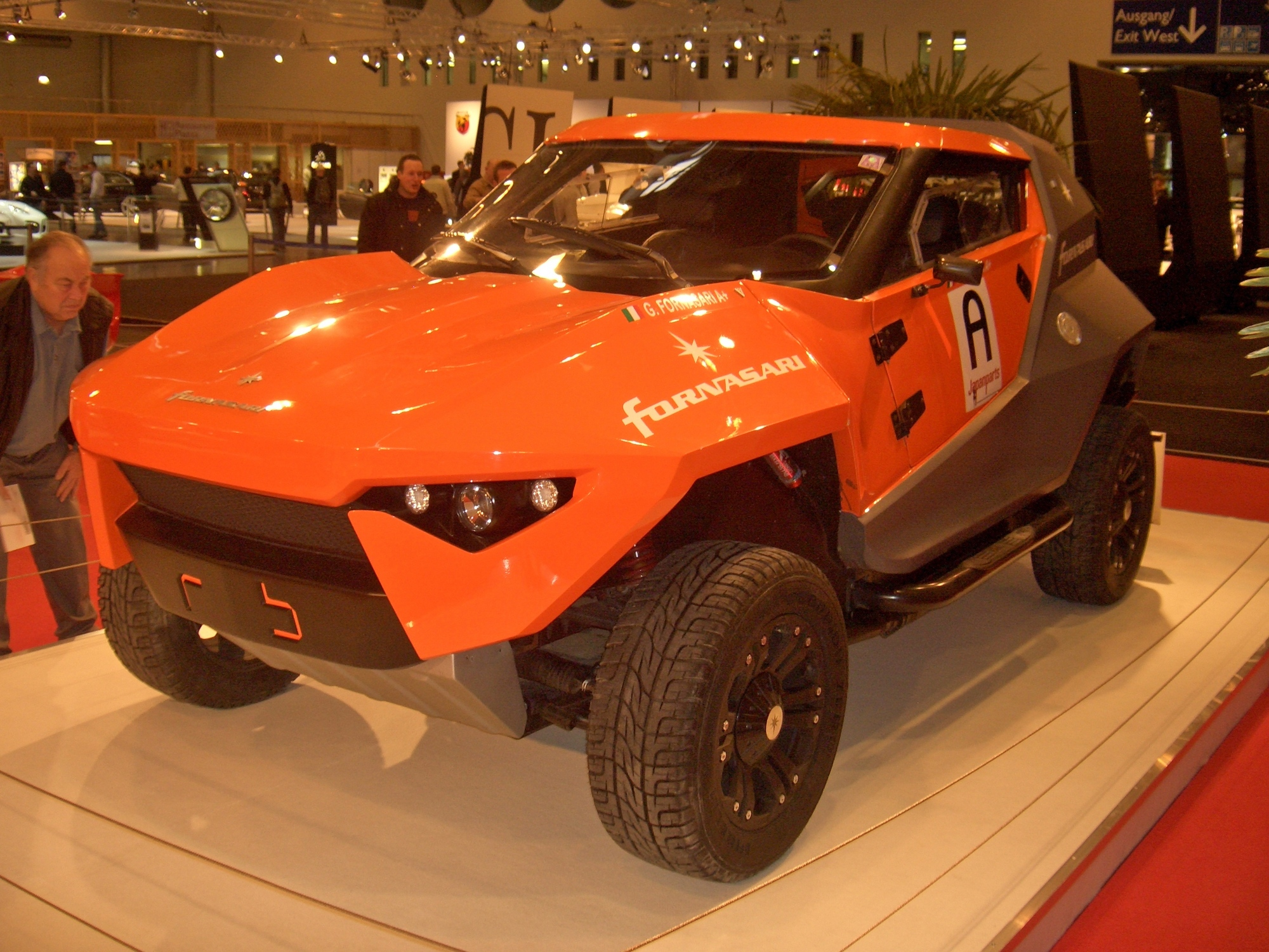 Fornasari Racing Buggy