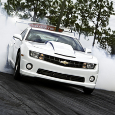 Chevy Building 69 COPO Camaros as Factory Drag Racers