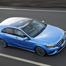 And the CLA gets another all-wheel drive variant