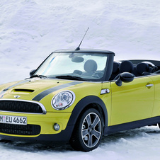 MINI (BMW) Mini Cabrio Cooper S 184 hp