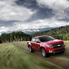 The Colorado is hoping the revitalize the midsize truck market in the US