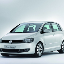 Volkswagen Golf Plus Collectors Edition