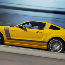 Ford Mustang Boss 302: New for 2013