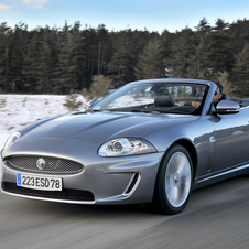 The next generation XK will move upmarket as a luxury GT car
