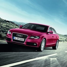 Audi A4 2.0 TFSI flexible fuel Attraction quattro
