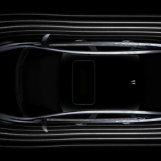 Next Generation Nissan Altima Teased from Overhead
