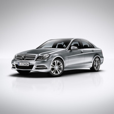 Mercedes-Benz C 250 BlueEFFICIENCY Saloon