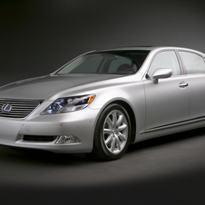 Toyota is also predicting that the Lexus LS will be a big success in the US