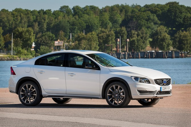 Volvo S60 Cross Country D4 Pro Geartronic