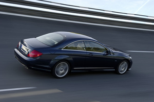 Mercedes-Benz CL 500 BlueEFFICENCY