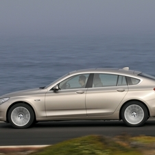 BMW 3-Series Gran Turismo Coming to Europe in March