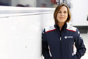 Frank Williams Steps Down from Williams Team; Daughter Joins