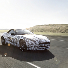 The F-Type preview triggers high expectations for the car to become one of the