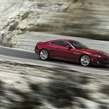 The XK is set to become more of a luxury GT in its next generation